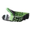 Fox AIRSPC Goggle day glow green/black fade/clear